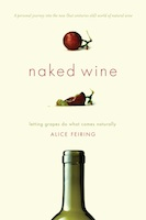 cover of the 'Naked Wine' book by Alice Feiring